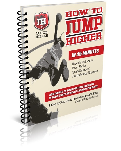 How To Jump Higher In 45 Minutes